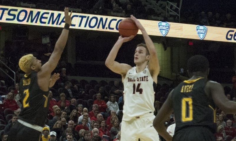 In 'One of those games,' Ball State falls just short in MAC Tournament quarterfinals