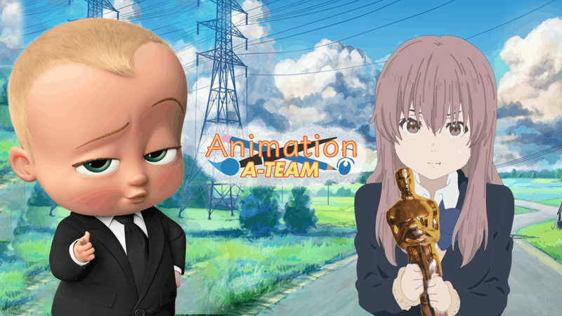 Animation A-Team S4E3: The Oscars are wrong