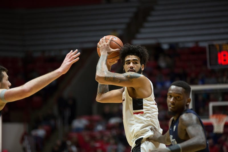 Moses playing among Ball State's best since start of conference play