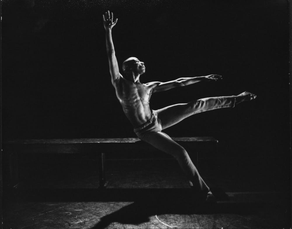 Jerome Stigler is an instructor, ballet teacher and choreographer at Ball State. Stigler has been dancing for almost 30 years. Jerome Stigler, Photo Provided