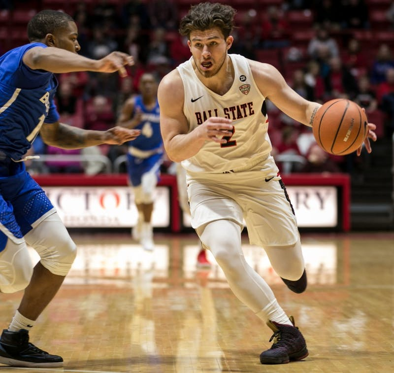 Balanced offensive attack gives Ball State bounce back win over Ohio