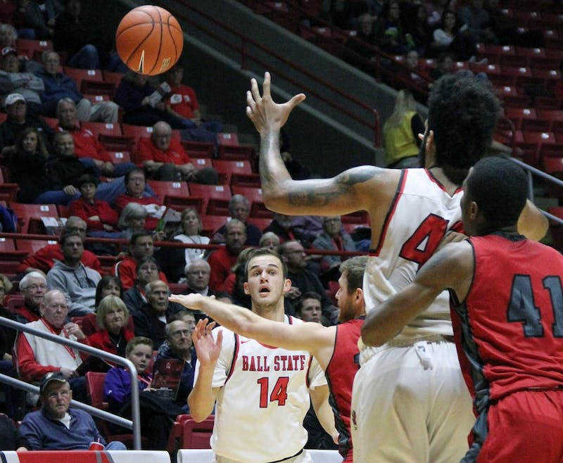 Ball State men's basketball falls to Oklahoma, 108-69