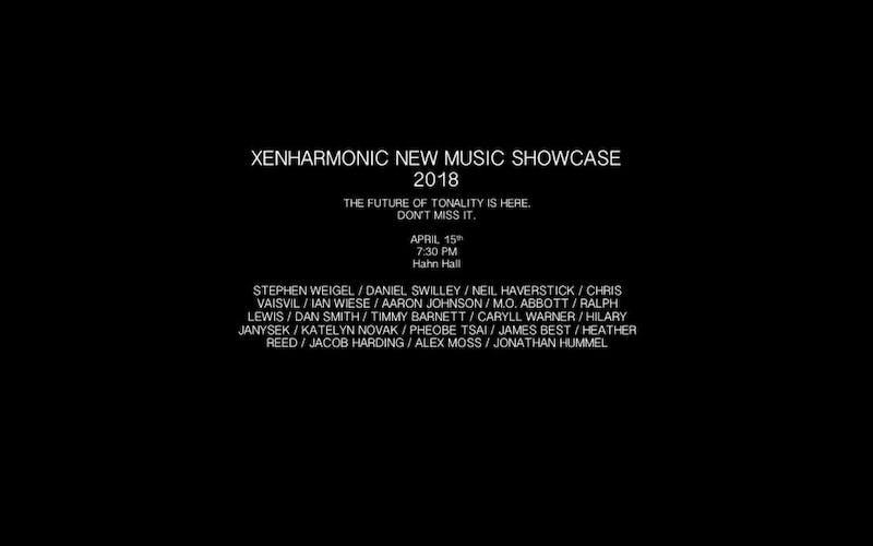 Ball State hosts Xenharmonic New Music Showcase