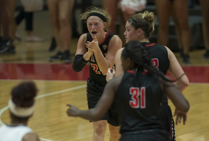 Ball State women's basketball cruises past Southeast Missouri State