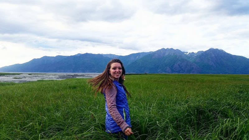 Intern Spotlight: Ball State student following her dream in Alaska