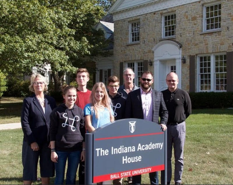 Indiana Academy connects Indiana, German students