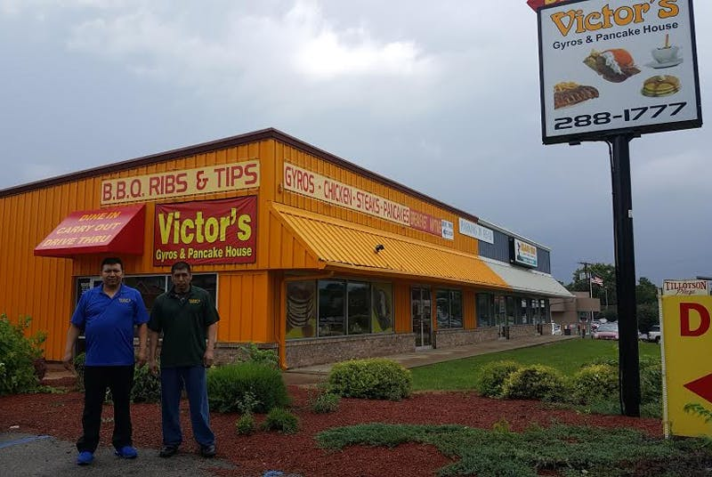 Victor's: Homemade Food Away From Home