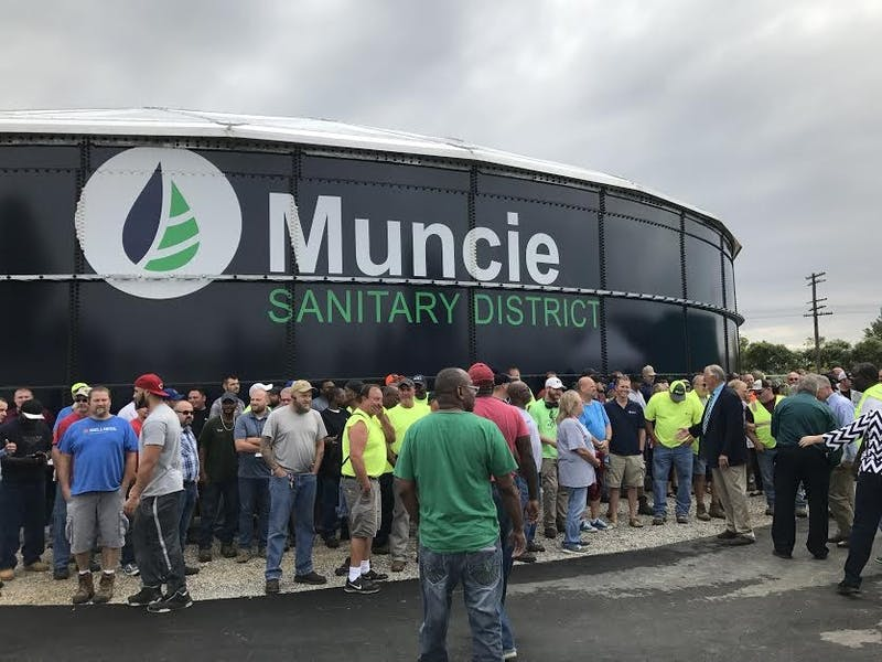 Muncie makes strides forward in water quality