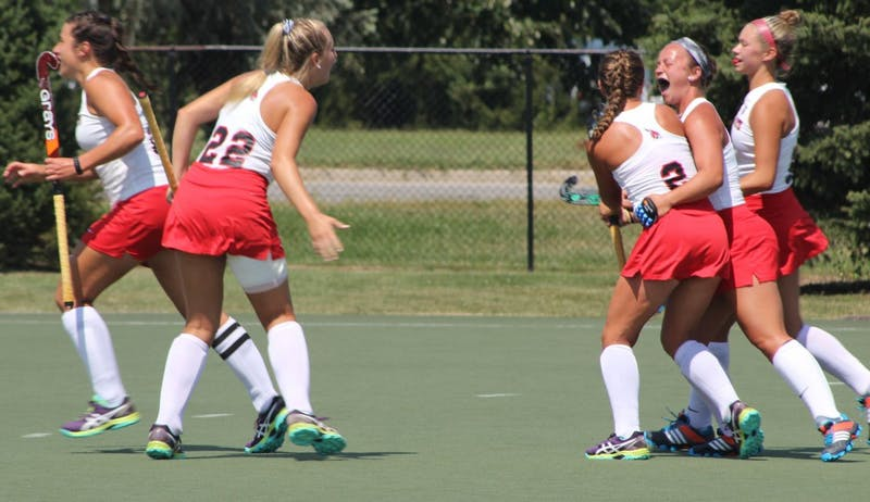 Field hockey falls to Indiana