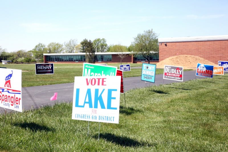 Results from Delaware County primary election