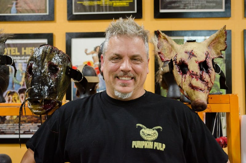 Scarevania owner makes horror his business
