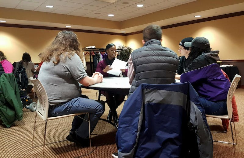 Beneficence Dialogue discusses campus mindfulness of students with disabilities