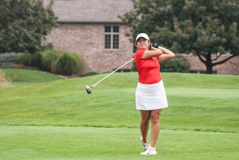Ball State women's golf struggles in Spring Break Shootout