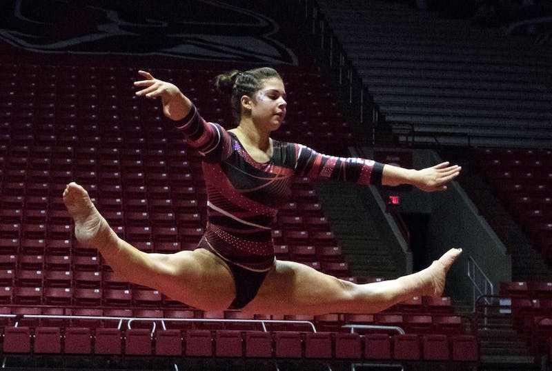Ball State gymnastics is ready to give one final push at MAC Championships