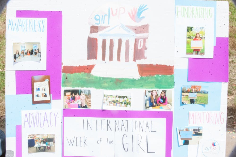 This is why it's important to celebrate International Day of the Girl