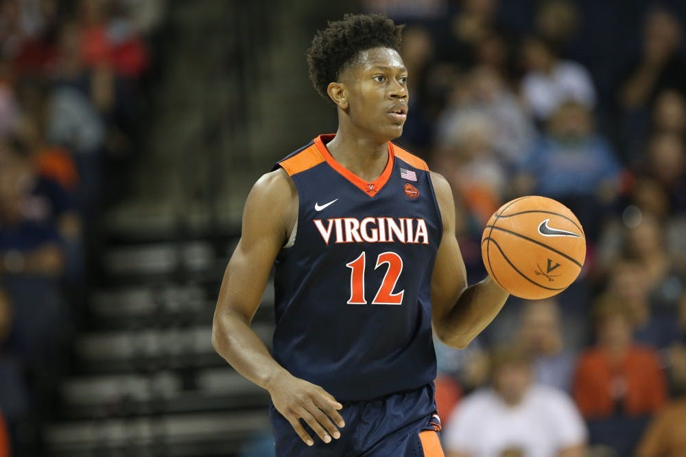 College Basketball Predictions: Can Virginia cover at Georgia Tech? 1/18/18