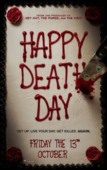 Happy_Death_Day_poster- universal pictures