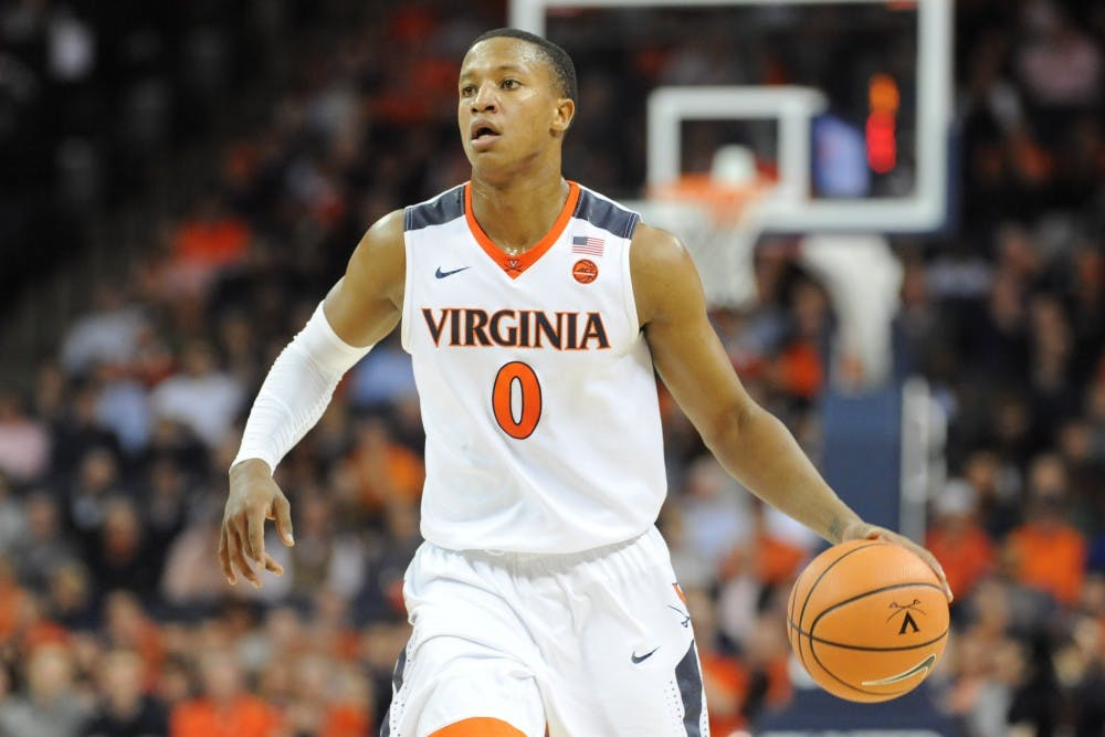 Virginia keeps rolling with a 61-36 win over shorthanded Clemson