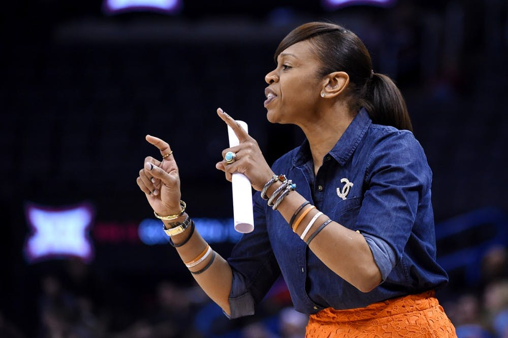 Texas WBB assistant Tina Thompson leaves Longhorns for Virginia