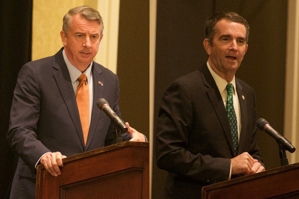 Northam builds cash edge on Gillespie in governor's race