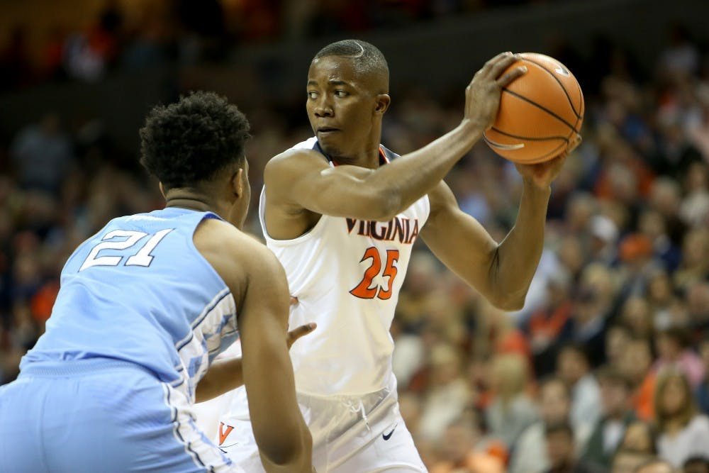 Turnover-prone North Carolina can't solve Virginia's stifling defense