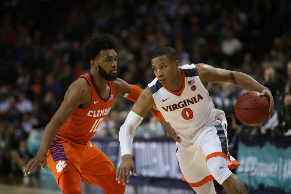 Virginia men's hoops selected as number one overall seed in NCAA Tournament