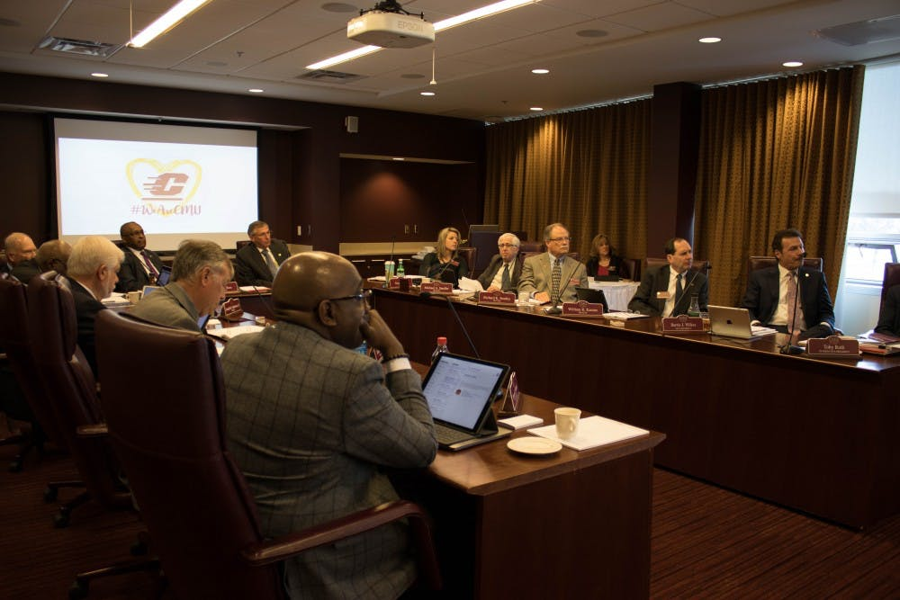 Central Michigan Life - Trustees approve 3.5 percent increase in ...