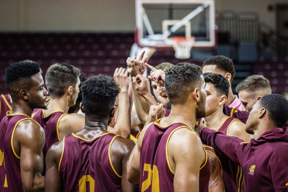 Men's basketball picked to finish last in MAC West Division
