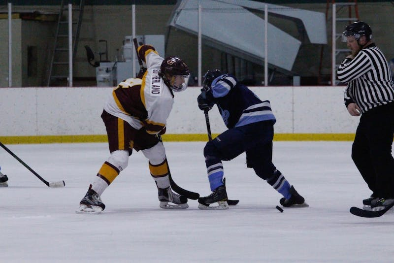 CMU DIII Men's Hockey