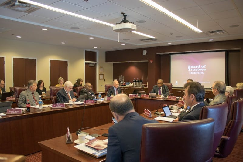 4/19; Board of Trustees Meeting 3