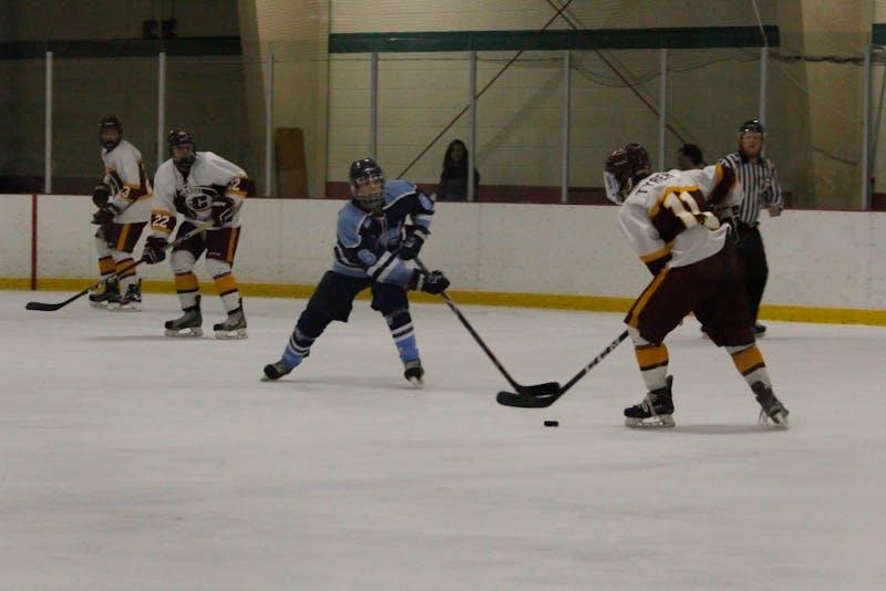 CMU DIII Mens Hockey