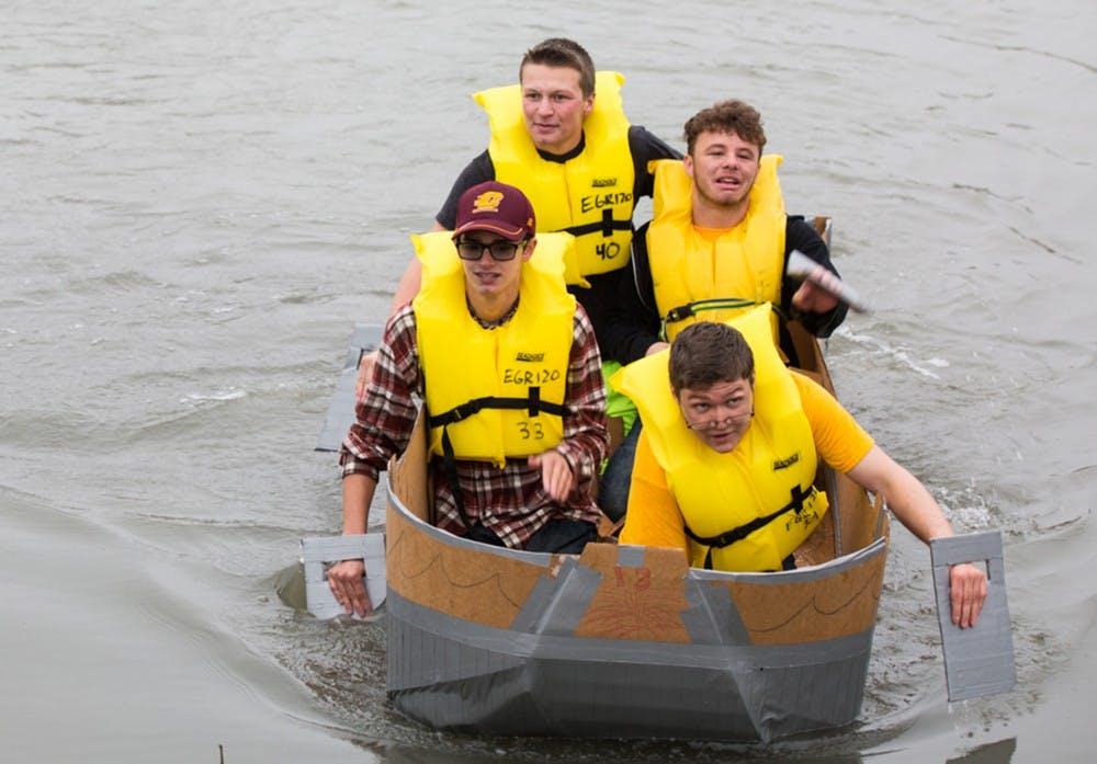 hc boat race