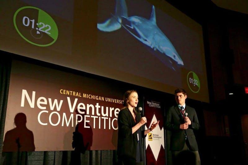 New Venture winners