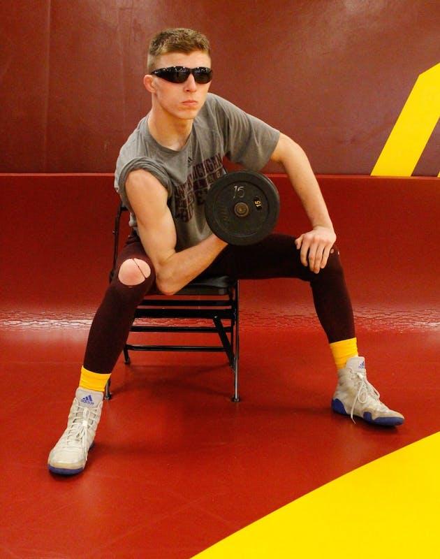 Mason Smith sunglasses portrait