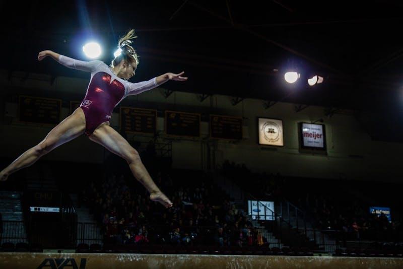 Gymnastics 2.2.18