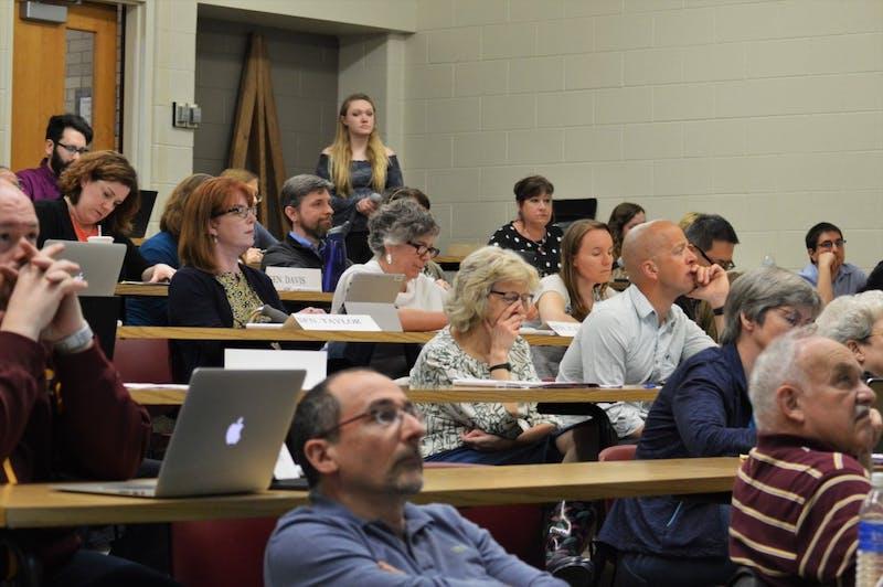 Academic Senate Meeting
