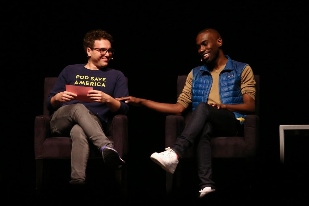 Pod Save America Is Going On Tour