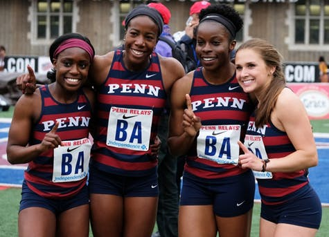 The 124th Running of the Penn Relays