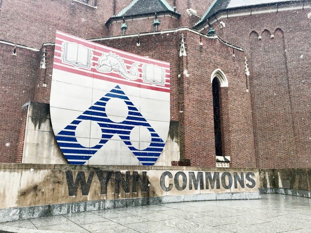 Wynn Commons vandalism