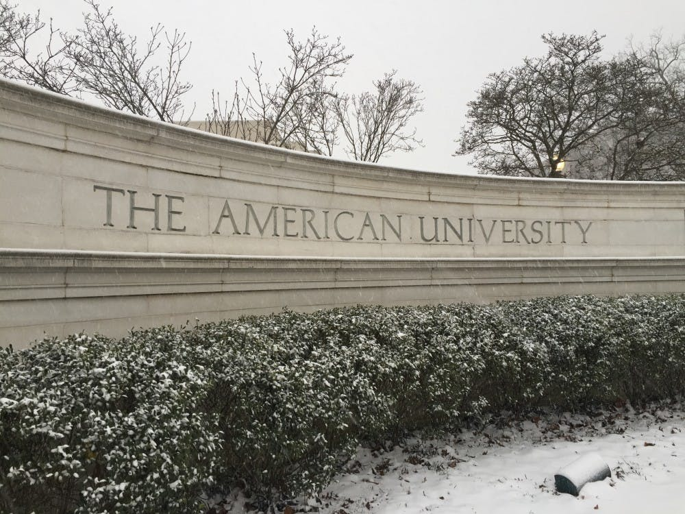 American_University_Glover_Gate