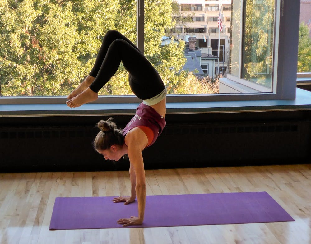 Practicing yoga regularly can improve mental wellness — but cost can be a problem