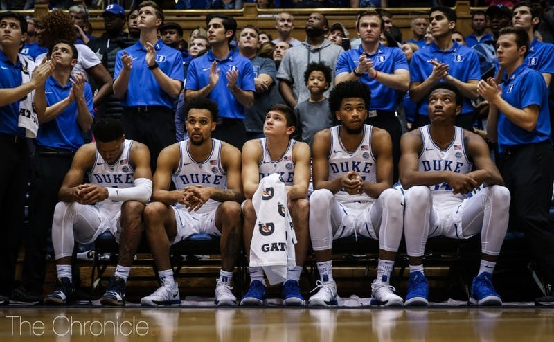 The Blue Devils will have to improve on their team defense Wednesday against Evansville.