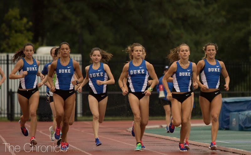 The Blue Devils will race against some of the top teams in the Southeast Friday evening.