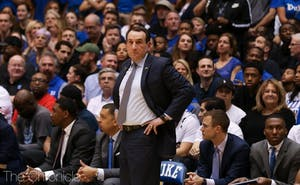 Mike Krzyzewski would pass Pat Summitt for the most Division I wins ever by a head coach with a win Saturday.