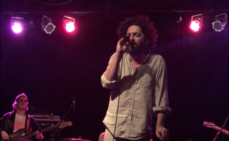 "Led by frontman Dan Bejar, Destroyer visited Cat's Cradle in Carrboro on the heels of last year's album ""ken."""