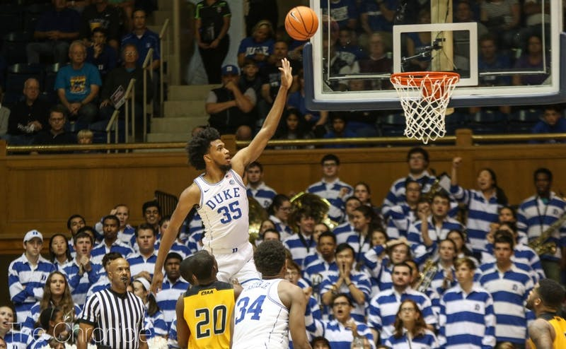 The size and athleticism of Marvin Bagley III makes this a different Duke team than in years past, as Jay Bilas explains on Episode 1 of Cameron Chronicles.