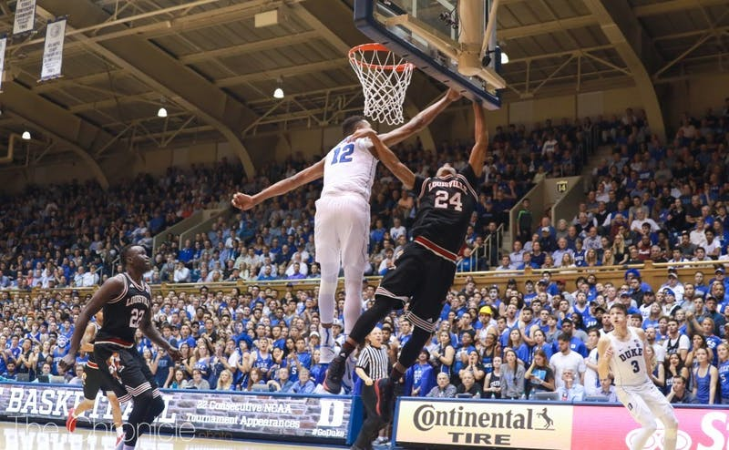 Duke has held three straight ACC opponents to fewer than 60 points in its zone defense.