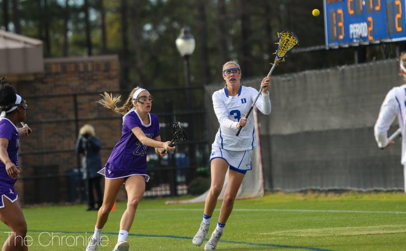 The Blue Devils are hoping to avenge last season's loss to Northwestern.