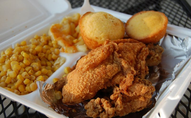 "Byron Hunt's ""Soul Food Junkies,"" which screened at Perkins last week, takes a look at the emotional and health effects of classic soul food."