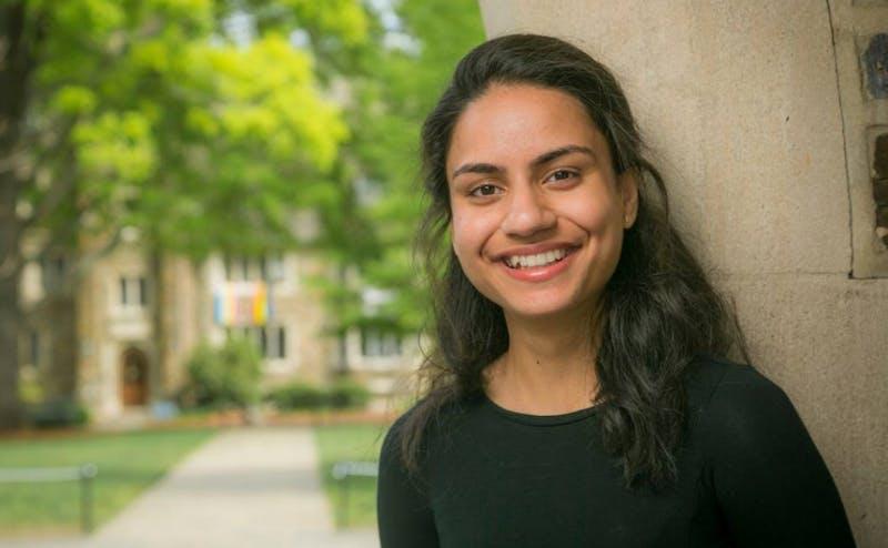 Deeksha Malhotra, student commencement speaker